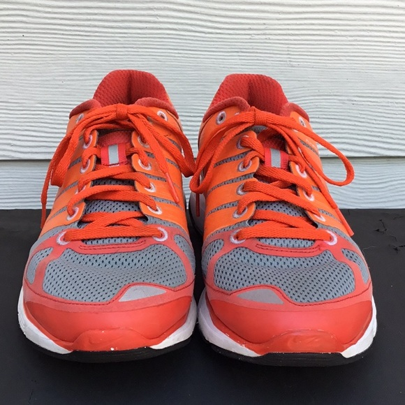 fcd6804818e8 Women NIKE LUNARELITE 2 Running Shoes orange gray